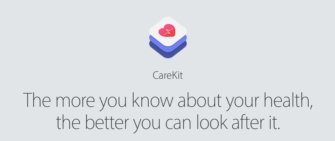 Apple launches CareKit, with four apps debuting today