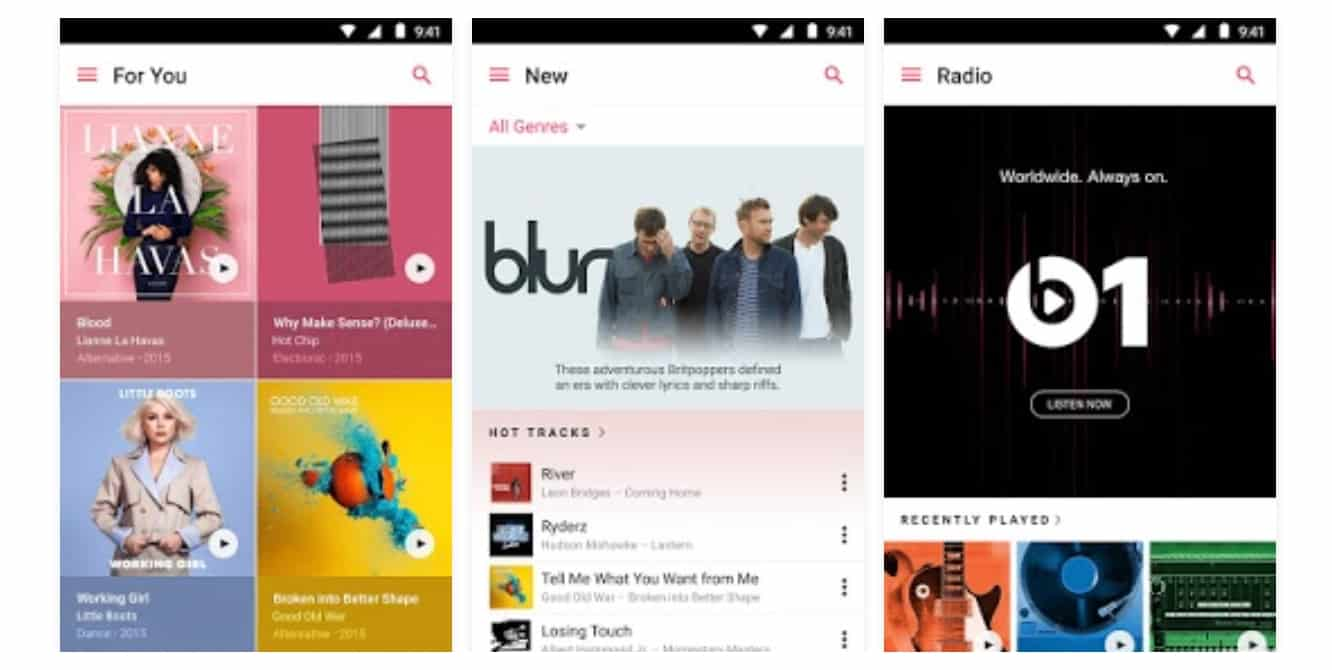 Apple Music for Android adds music videos, Family Plan support