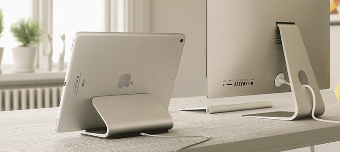 Logi BASE is first stand to charge iPad Pro through Smart Connector