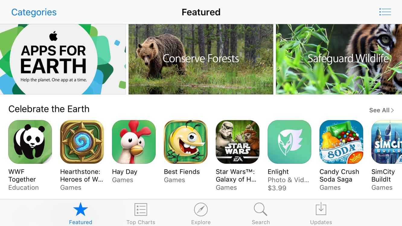 Apple considering 'paid search' option for App Store developers