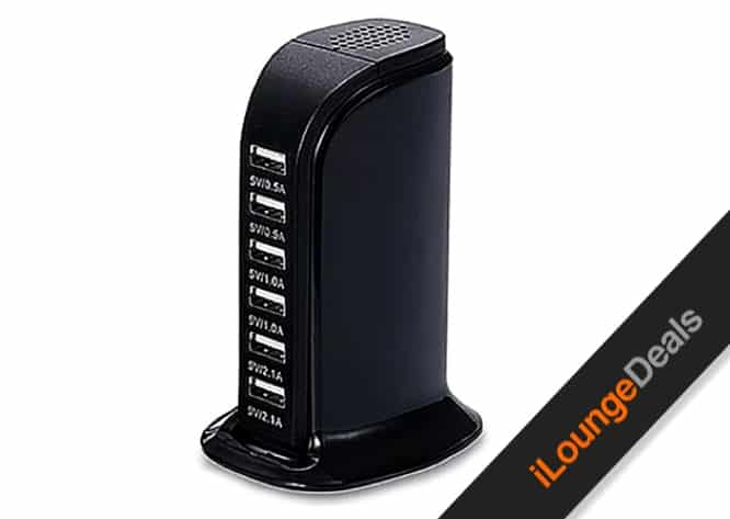 Daily Deal: 6-Port USB Charging Station
