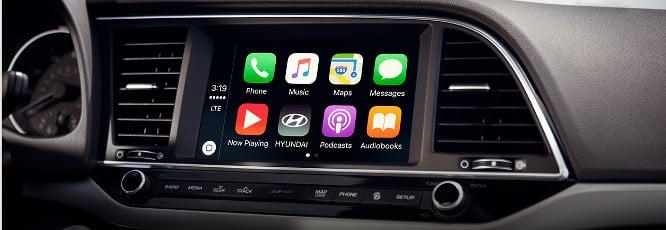 Hyundai adds CarPlay support to more vehicles