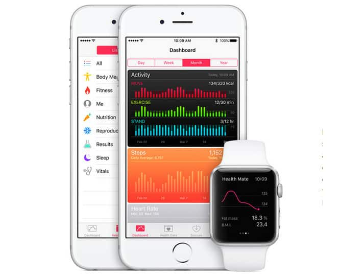 Apple's VP of Technology talks about Health features