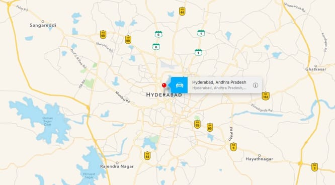 Apple opening Maps development office in India