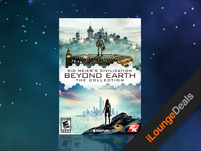 Daily Deal: Civilization: Beyond Earth – The Collection