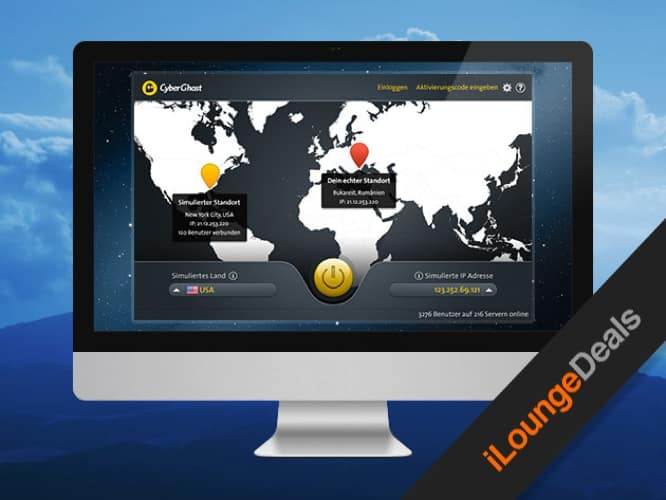 Daily Deal: CyberGhost VPN Premium Plan, 3-Year Subscription