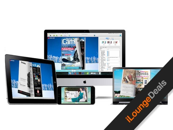 Daily Deal: Next FlipBook Maker for Mac