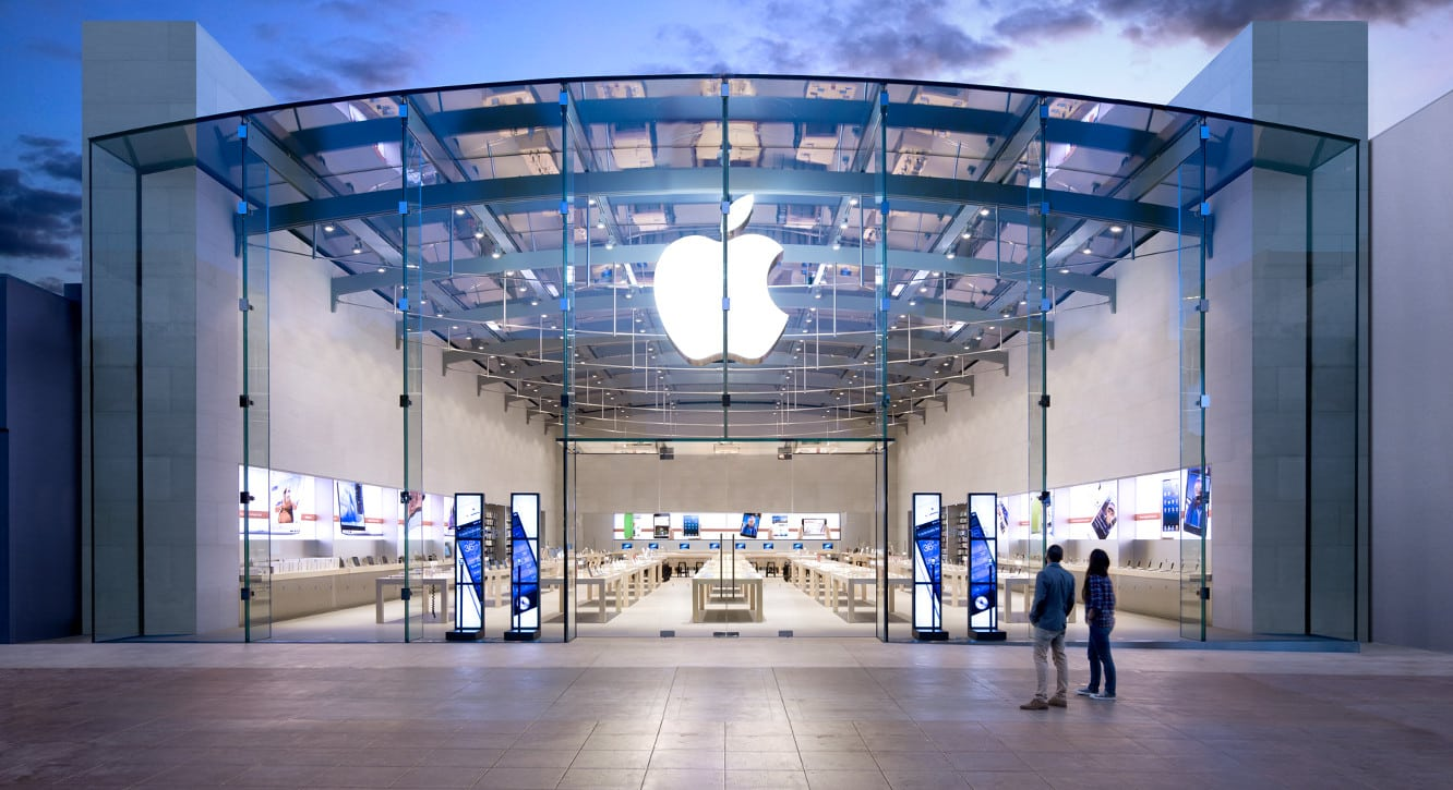 India eases restrictions, could open up market for Apple retail stores