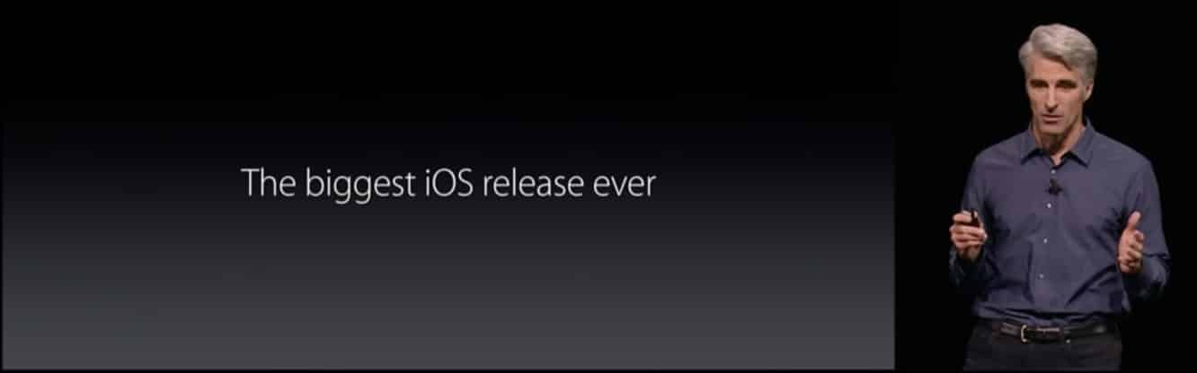 Apple's iOS 10: the 'mother of all iOS updates'