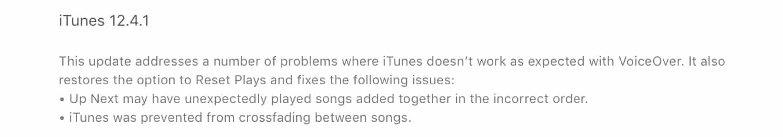 Apple releases iTunes 12.4.1