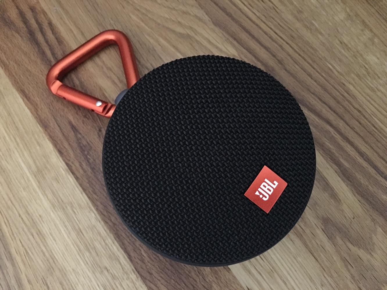 Review: JBL Clip 2 Wireless Bluetooth Speaker