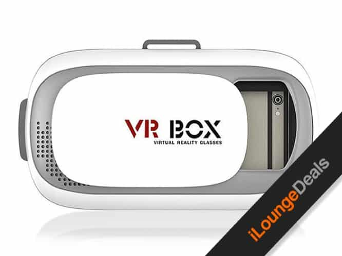 Daily Deal: Virtual Reality Box Headset