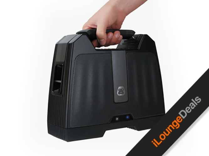 Daily Deal: G-BOOM Wireless Bluetooth Boombox