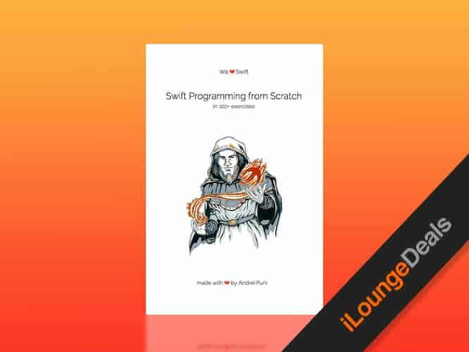 Daily Deal: Swift Programming from Scratch Interactive Learning Platform