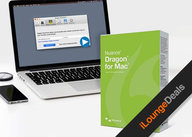 Daily Deal: Dragon 5 for Mac