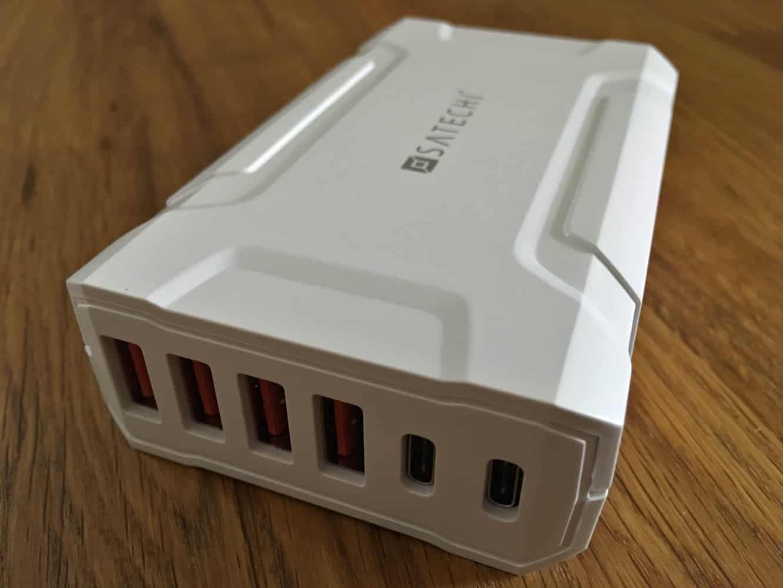 Satechi Multi-Port USB Charging Station