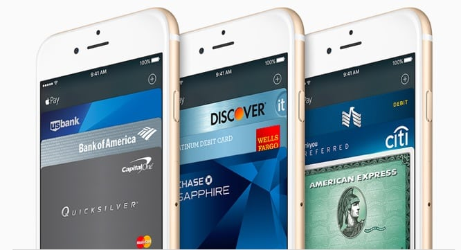 Apple Stores providing $5 iTunes Gift Cards with Apple Pay signup