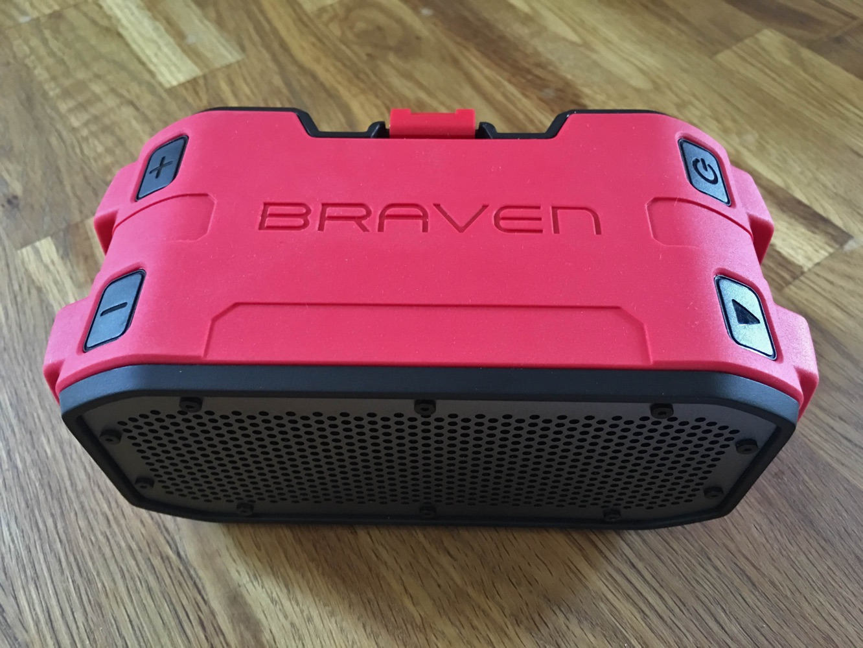 Review: Braven BRV-1M Bluetooth Speaker