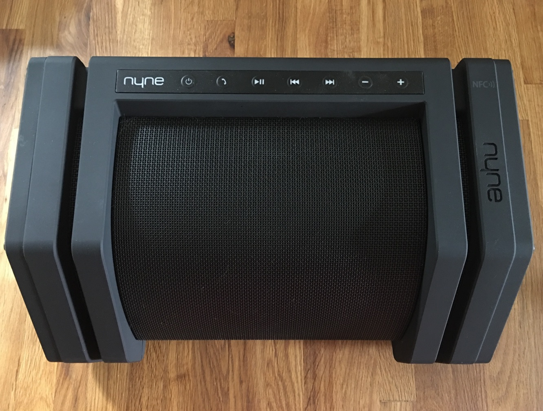 Review: Nyne Rebel Wireless Bluetooth Speaker