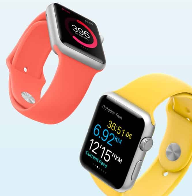 Report: Two new versions of Apple Watch coming this year
