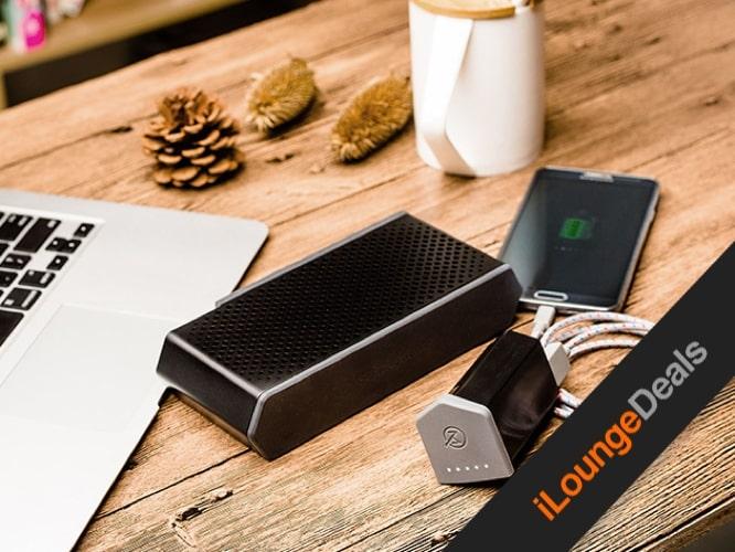 Daily Deal: Soundjump Bluetooth Speaker