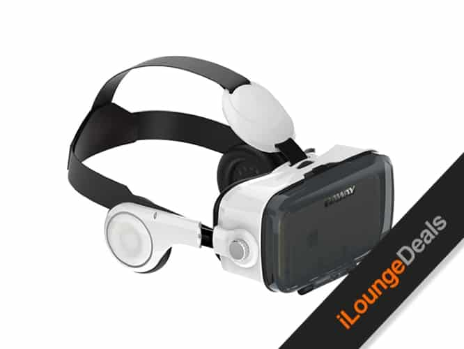 Daily Deal: Virtual Reality Box with Stereo Headset