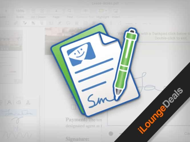 Daily Deal: PDFpen 8, All-Purpose PDF Editor for Mac
