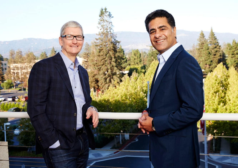 Apple announces iOS business development partnership with Deloitte