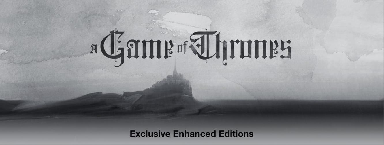 Apple announces 'Game of Thrones: Enhanced Edition' interactive iBooks