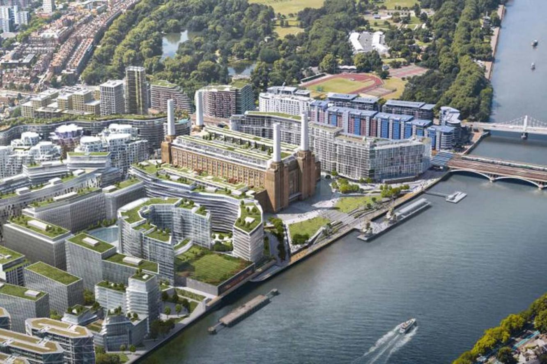 Apple creating new London headquarters