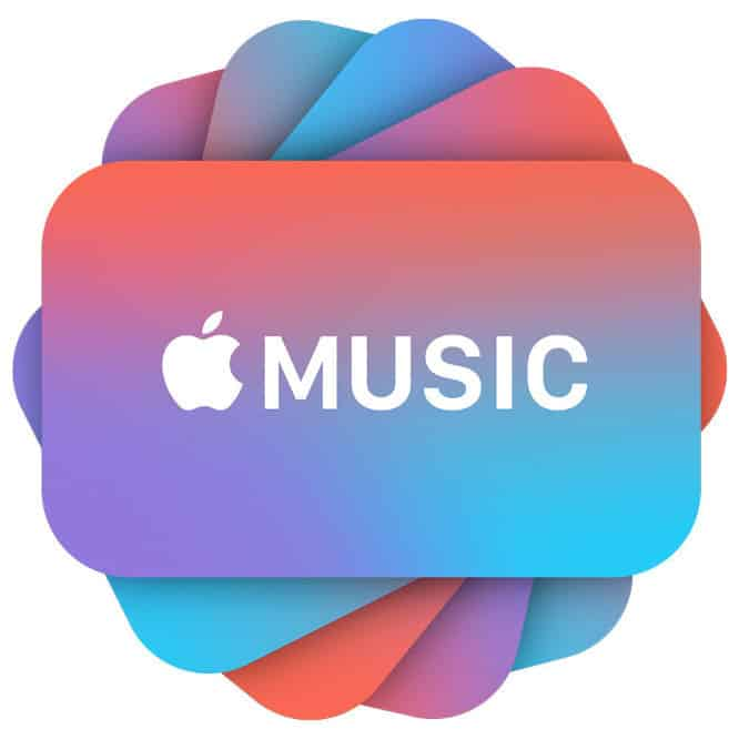Apple Music $99/year gift cards now available