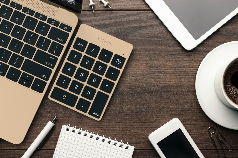 Satechi Aluminum Wireless Keypad