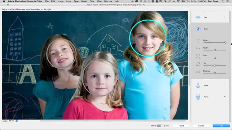 Adobe Photoshop Elements 15 + Premiere Elements 15 Bundle