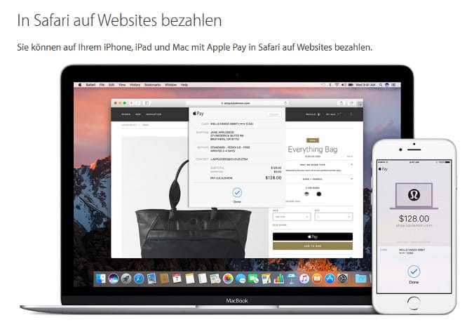 Apple's German website adds Apple Pay support page, but still no launch