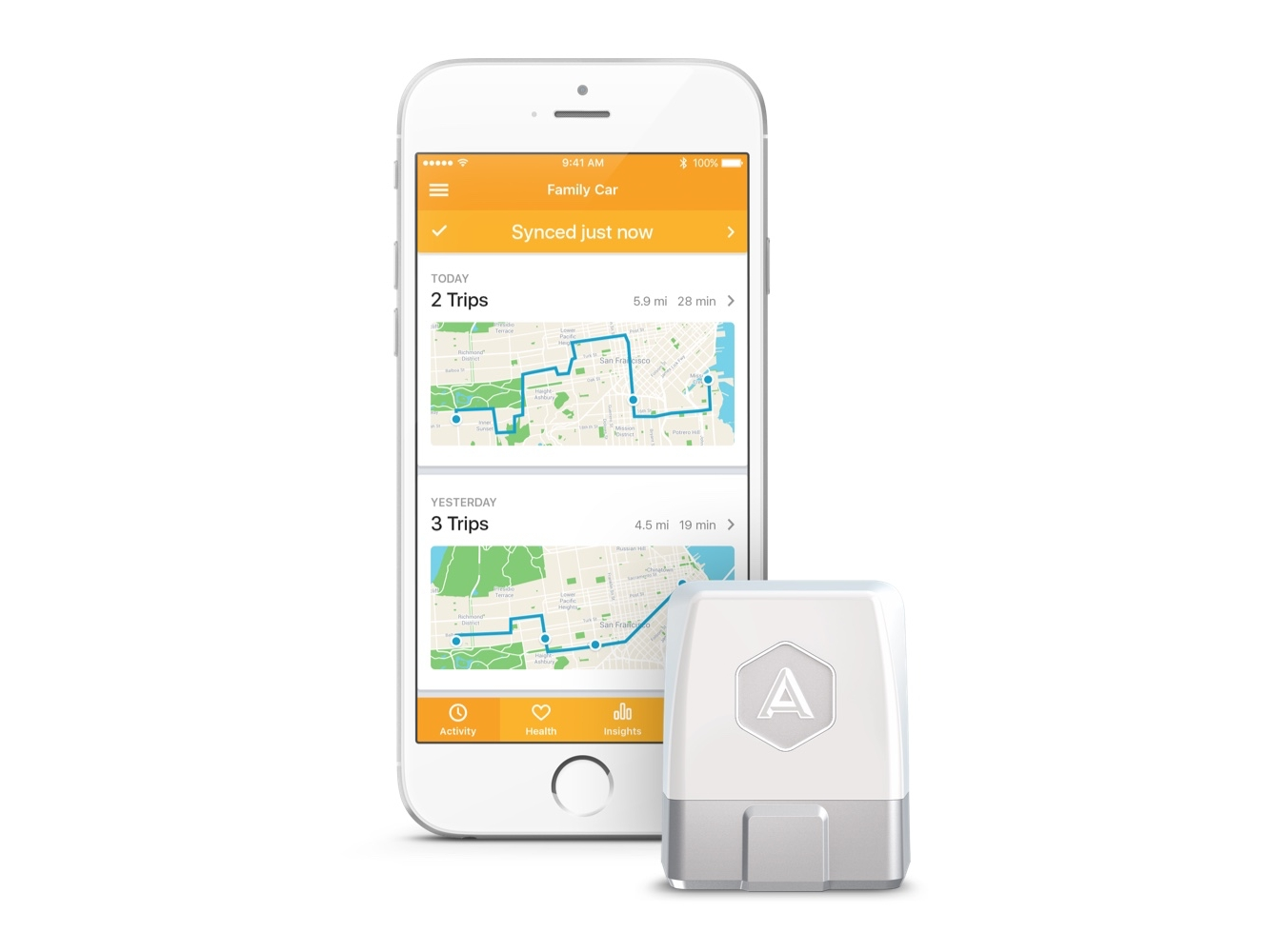 Automatic releases new Automatic Lite version of car monitoring accessory