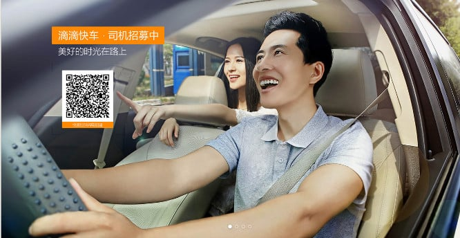 Apple opening second R&D center in China, takes Didi Chuxing board seat