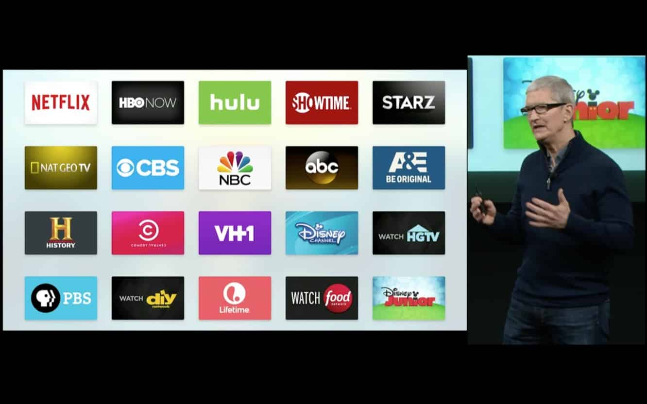 Apple to reducecut of in-app subscription payments for streaming video services