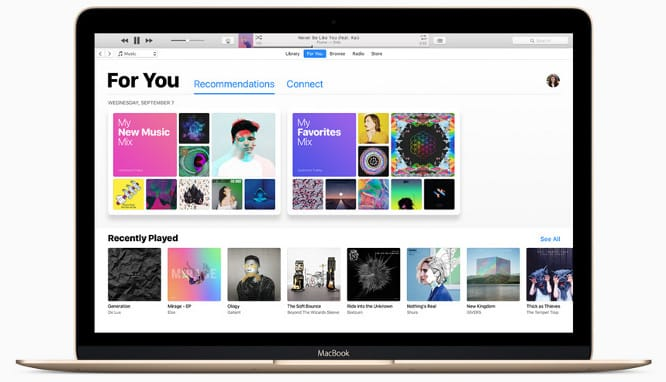 Report: Apple acquired technology, employees from streaming music startup