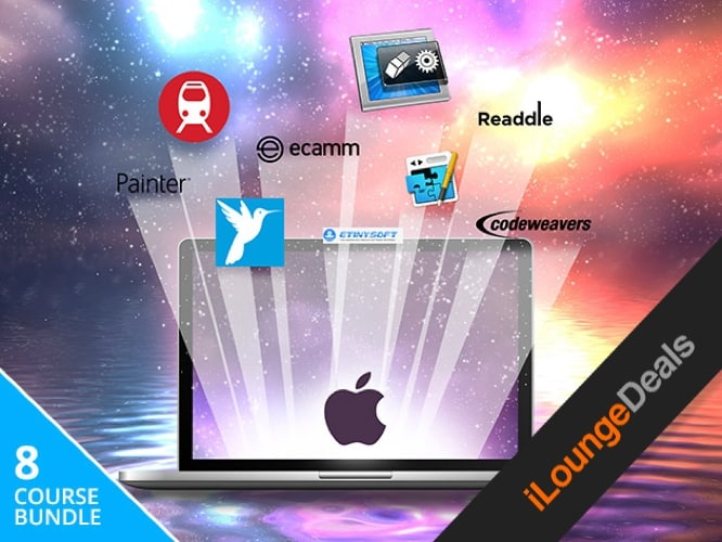Daily Deal: The Black Friday Mac Bundle 2.0
