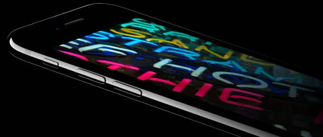 Report: Special OLED 'iPhone 8' will feature curved plastic screen