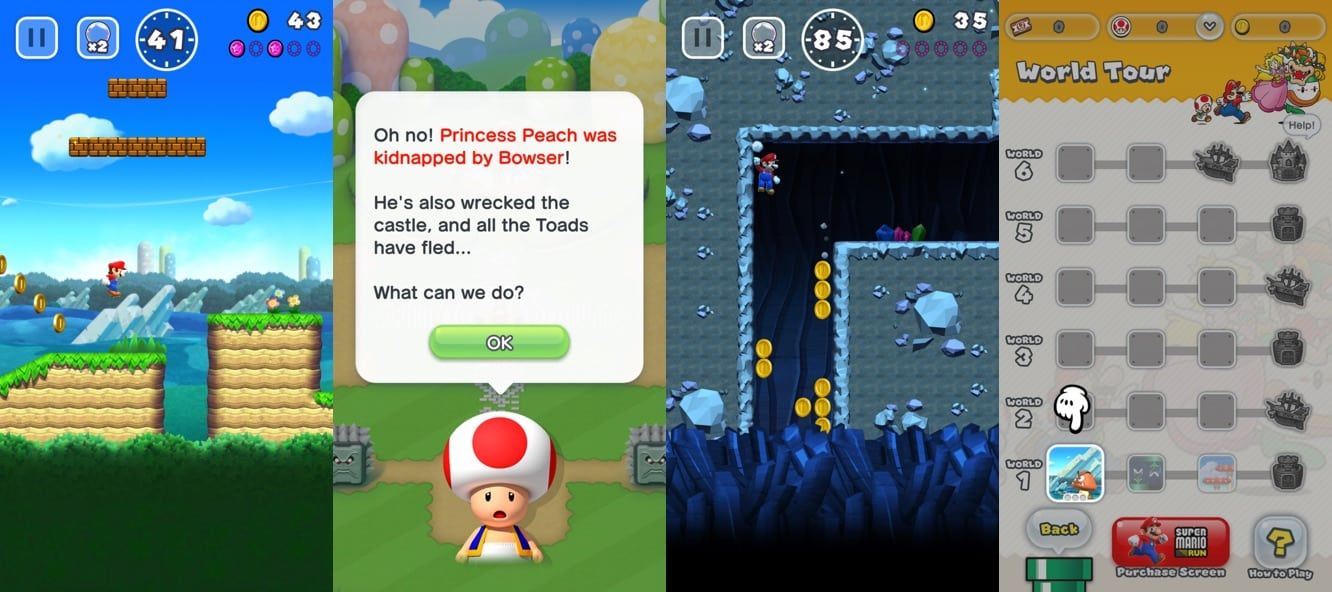 Super Mario Run now available on App Store