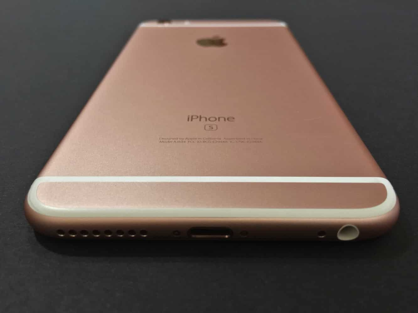 Apple reveals cause of unexpected iPhone 6s shutdowns