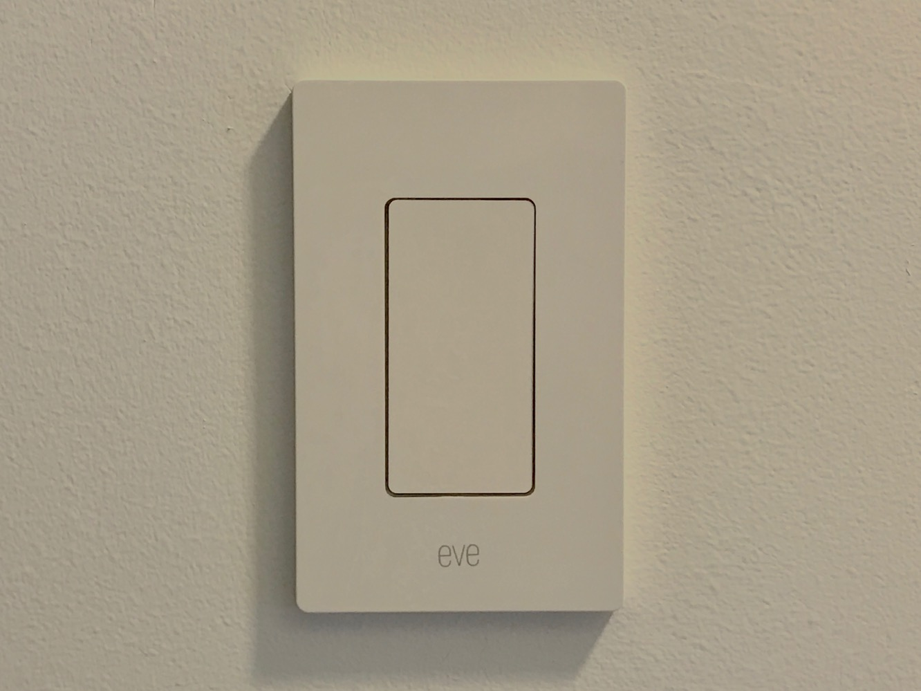 Review: Elgato Eve Light Switch