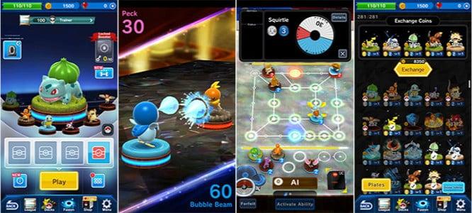 Pokémon Duel released for iOS