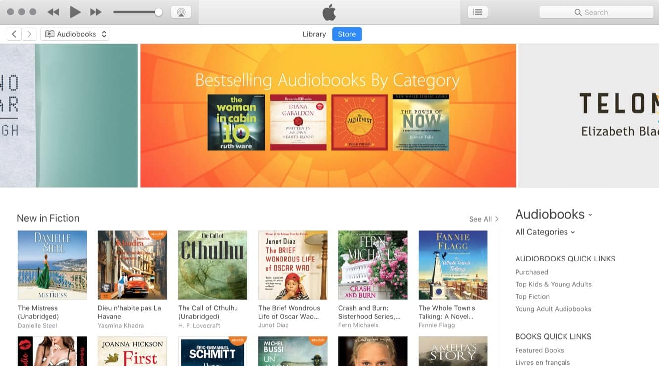 Apple's exclusive audiobook deal with Audible ends in Europe following EU antitrust scrutiny