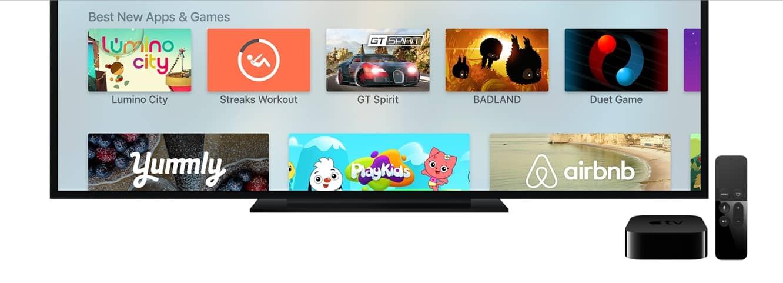 Apple increases maximum tvOS app size to 4GB