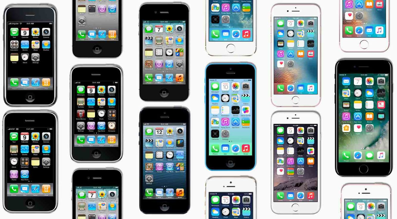 Apple celebrates 10 years of the iPhone
