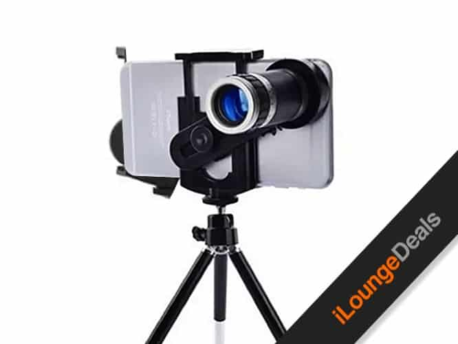 Daily Deal: 8X Smartphone Zoom Magnifier Lens for Mobile Devices