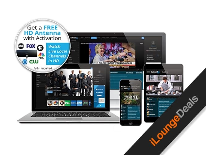 Daily Deal: SelectTV by FreeCast, 1-Yr Subscription