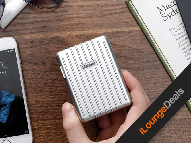 Daily Deal: Zendure 40W Max A-Series 4-Port USB Travel Wall Charger